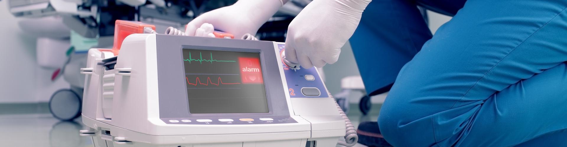 Für Krankenwagen werden Mobile akkubetriebene Gerätschafften benötigt.